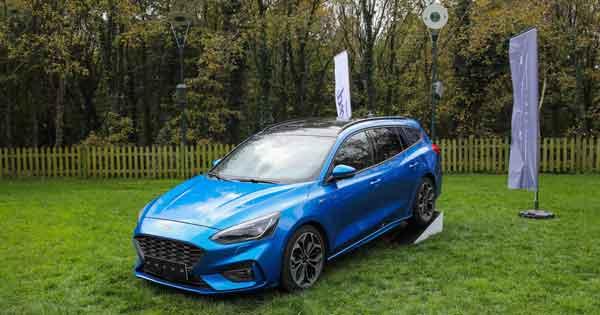Yeni Ford Focus, Ford Co-Pilot360™ teknolojileri ile sınıfını  fethetmeye geliyor.